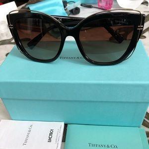 New Tiffany and Co Sunglasses.